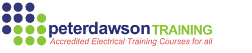 Peter Dawson Training Logo